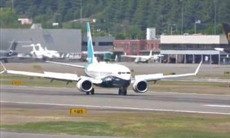 Krisenjet 737 Max: Boeing und FAA schließen Zertifizierungsflüge ab