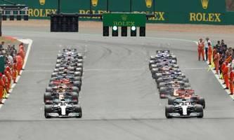 ORF und ServusTV teilen sich die Formel-1-Rechte