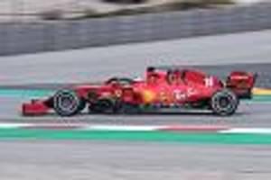 Start in Spielberg - Formel 1: Vettel geht mit Zanardi-Botschaft in seine letzte Ferrari-Saison
