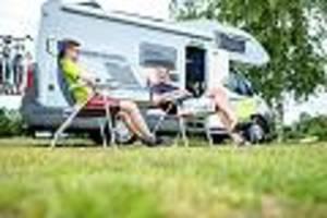 So gelingt der Camping-Urlaub - Wohnmobil, Campingplatz, Ausrüstung: Die große Checkliste für Camping-Anfänger