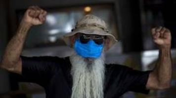 Corona-Krise in Nicaragua: Masken unerwünscht