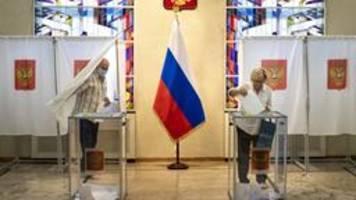 Umstrittene Reform: Russland meldet 77 Prozent Zustimmung
