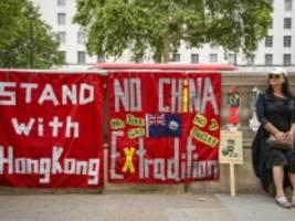 Demokratiebewegung: Warum London zu Hongkong hält