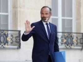 Frankreich: Auf Wiedersehen, Édouard Philippe