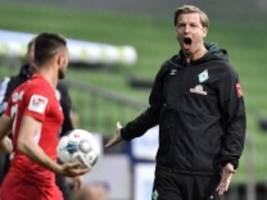 Werder in der Relegation: Schlecht von der ersten bis zur letzten Minute
