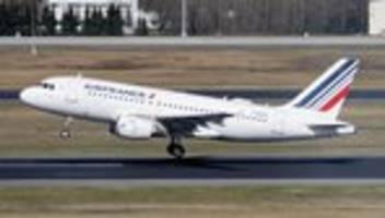 Coronavirus-Krise: Air France will 7.500 Stellen streichen