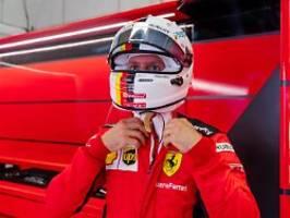 Corona Schuld am Vertragsende?: Vettel serviert Ferrari seine eiskalte Rache