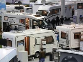 Mit Hygienekonzept: Caravan-Salon findet im September statt