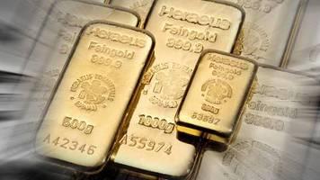 Reges Interesse: Sichere Bank: Deutsche lagern Gold im Wert von mehr als elf Milliarden Euro