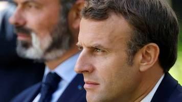 «Ökologischer Wiederaufbau»: Frankreichs Regierung reicht Rücktritt ein - Macron nimmt an