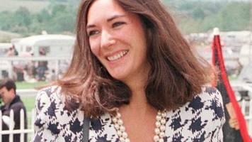 Ghislaine Maxwell: Keine weiß mehr - warum Prinz Andrew vor dieser Frau zittern muss