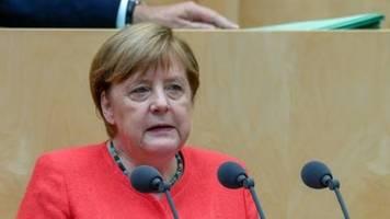 Merkel fordert Kompromissbereitschaft beim Corona-Hilfsfonds der EU