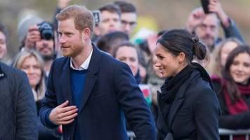 Prinz Harry und Herzogin Meghan: Die Sussex Royal-Zeit ist endgültig vorbei