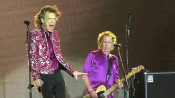 The Rolling Stones: Zurück an der Spitze der Single-Charts