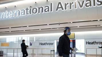 Lockerungen für 50 Länder: Für Deutsche entfällt bei Reise nach England Quarantäne