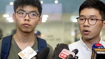Sicherheitsgesetz: Demokratie-Aktivist Nathan Law verlässt Hongkong