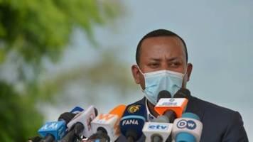 abiy verurteilt gezielte destabilisierung Äthiopiens durch proteste