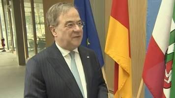 NRW-Ministerpräsident: Laschet verteidigt Corona-Krisenmanagement – warum er Massentests für nicht sinnvoll hält