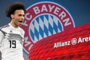 Transfer: Leroy Sané will mit Bayern die Champions League gewinnen