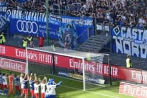 zuschauer im stadion: hsv und st. pauli prüfen, wieder vor fans zu spielen