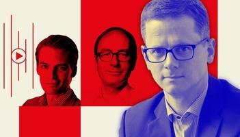 """podcast – chefgespräch: """"ich bin jeden tag in kontakt mit der intensivstation der deutschen wirtschaft"""""""