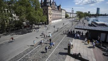 Frankfurt: Autos dürfen bald wieder am Mainufer fahren