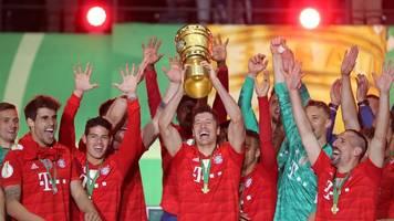 DFB-Pokal-Finale: FC Bayern hungrig aufs Double - Bayer will endlich Titel