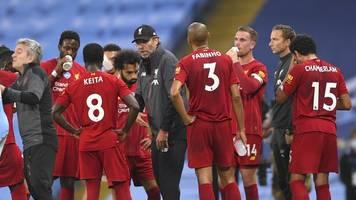 Premier League - Nach Klatsche bei Man City: Klopp grantelt im TV-Interview