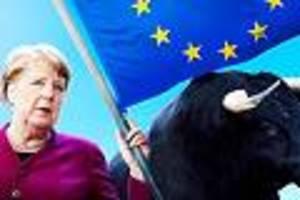 """gastbeitrag von gabor steingart - ex-kanzler spricht vom """"zerfall europas"""" - 5 gründe, warum es nicht dazu kommen wird"""
