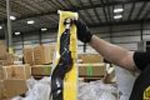verdacht auf menschenrechtsverletzung - wohl aus zwangsarbeit: us-zoll beschlagnahmt tonnenweise menschliche haarprodukte
