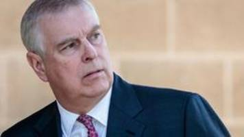 Epstein-Skandal: Die Luft für Prinz Andrew wird dünner
