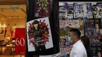 Hongkong: Erste Beschuldigungen unter neuem Sicherheitsgesetz