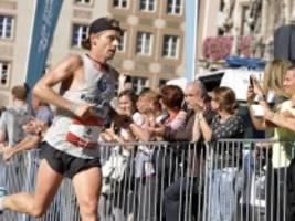 münchen marathon: links der isar