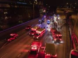 Proteste gegen Rassismus: Zwei Demonstrantinnen in Seattle von Auto angefahren