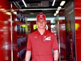 Elfter zum Formel-2-Auftakt: Schumacher riskiert viel und verliert alles