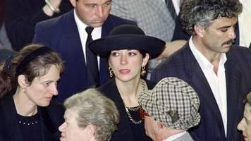 Epstein-Vertraute Ghislaine Maxwell: Diese Maxwells - Chronik einer Familie von zweifelhaftem Ruf