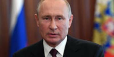 Verfassungsänderung in Russland: Leben unter dem ewigen Putin