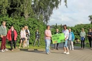 Bürger leisten Widerstand: Gemeinsam gegen rechts in Nahe