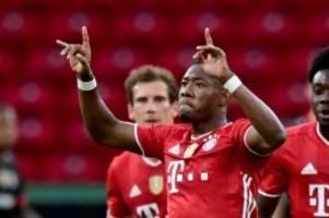 DFB-Pokal: FC Bayern gewinnt Pokalfinale – Leverkusen hat kaum Chancen