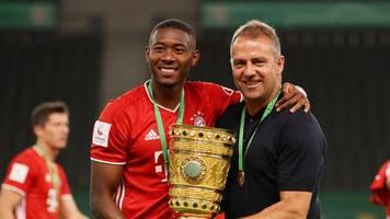 Bayern-Innenverteidiger - Flick hofft auf Alaba: Absoluter Weltklassespieler
