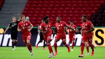 DFB-Pokal-Finale: FC Bayern krönt sich gegen Leverkusen zum Doublesieger