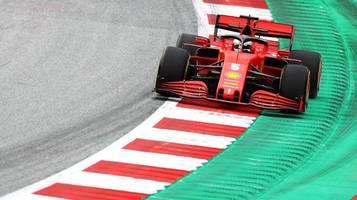 Formel 1 in Österreich: Debakel für Vettel und Ferrari – Bottas schnappt sich die Pole