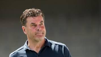 2. Liga - Medien: HSV und Trainer Hecking beenden Zusammenarbeit