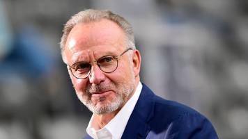Rummenigge: FC Bayern ist in der Spitze gut besetzt