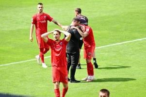 Drama pur! FC Ingolstadt verpasst den Aufstieg nach dem Schlusspfiff