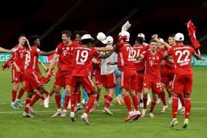 Pokalfinale: FC Bayern krönt sich zum Doublesieger