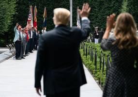 4. Juli in den USA: Donald Trump hetzt gegen Black Lifes Matter
