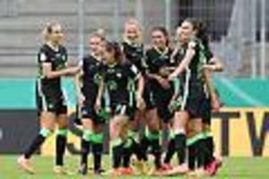 Packendes Frauen-Finale - Nach Krimi im Elfmeterschießen: VfL Wolfsburg holt DFB-Pokal gegen SGS Essen