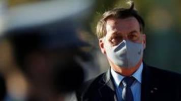 Brasilien: Bolsonaro schwächt Maskenpflicht ab