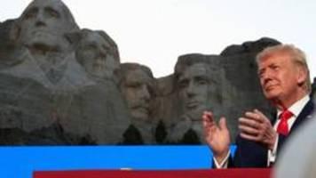 trump: sie wollen uns zum schweigen bringen